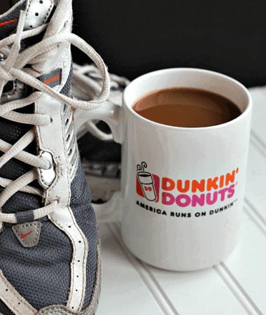 Fitness Mug Month ~ Dunkin' Donuts Mug Up!