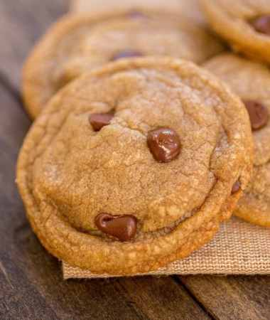 Biscoff Chocolate Chip Cookies Recipe