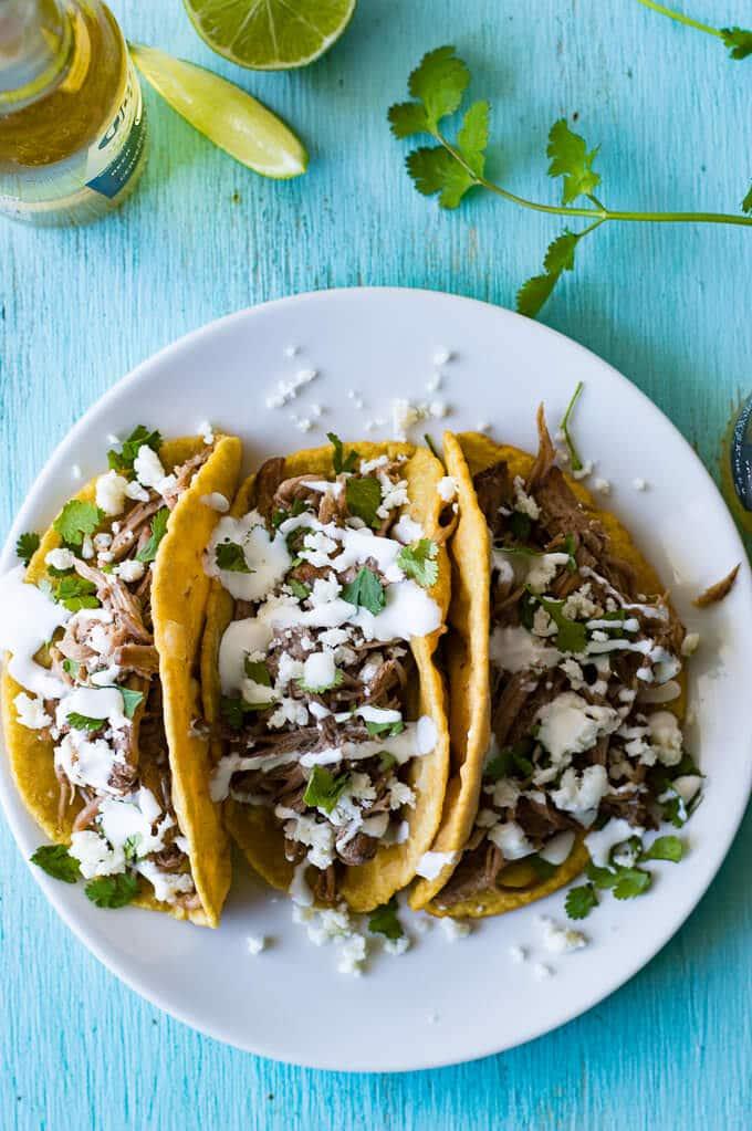 25 Mexican Main Dish Recipes Julie S Eats Amp Treats