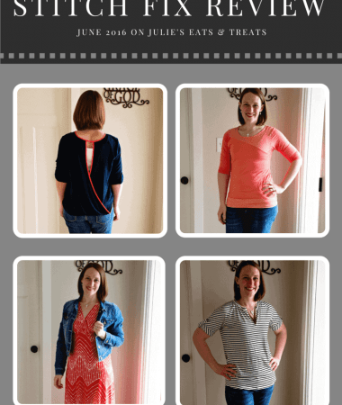 Stitch Fix Review June 2016