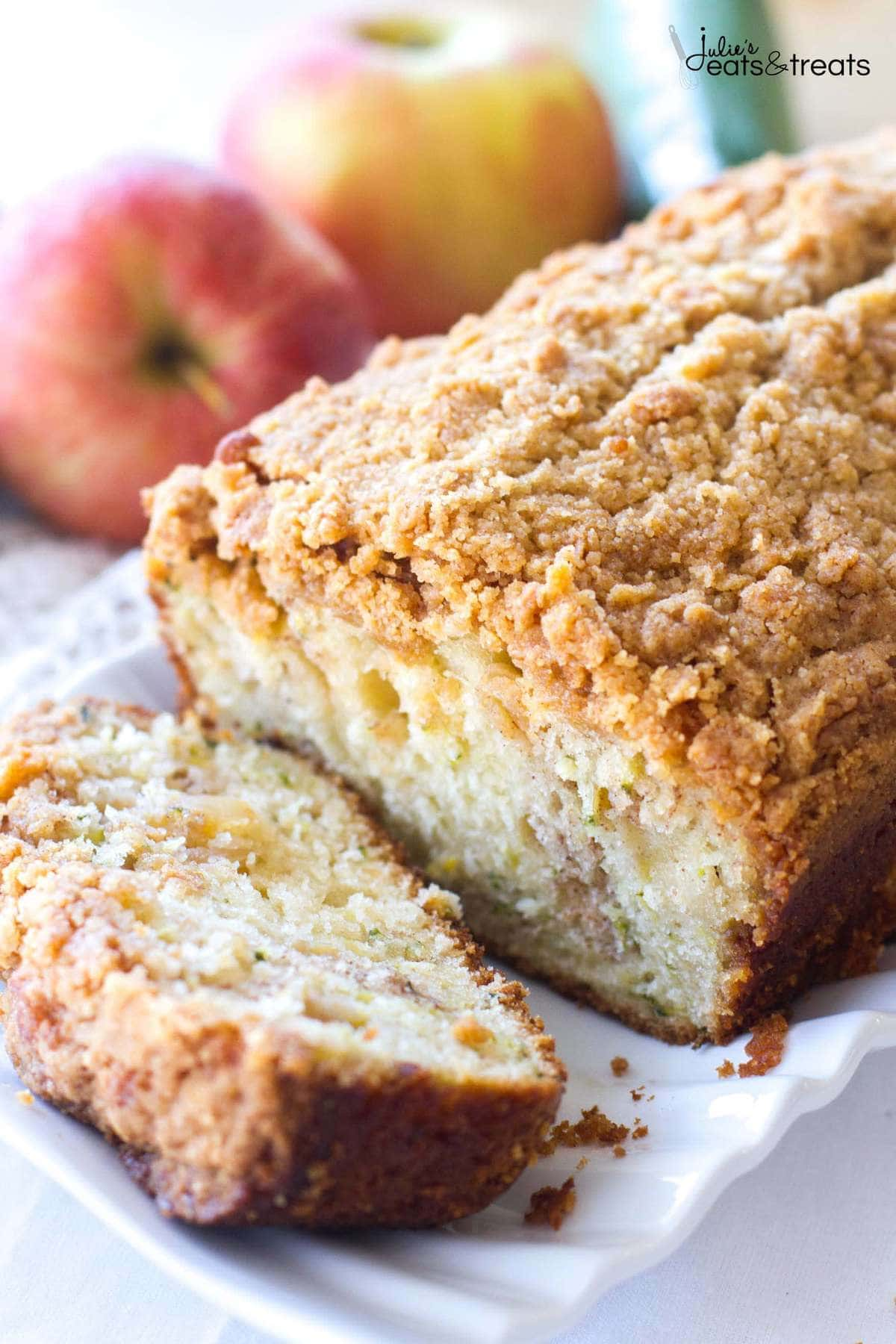 Quick Easy Apple Cake Recipe