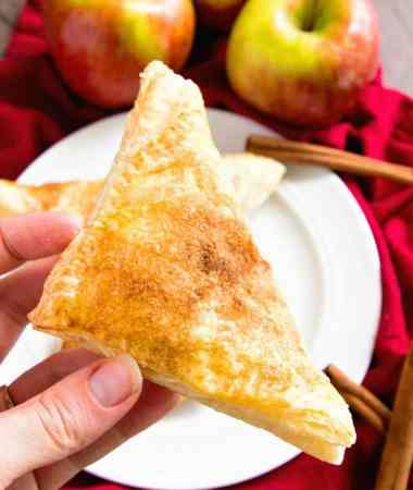Easy Apple Turnover Recipe
