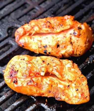 The BEST BBQ Chicken Marinade