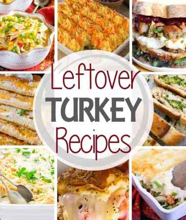 Delicious Leftover Turkey Recipes