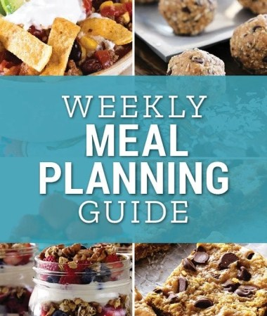How to Meal Plan for Busy Families!