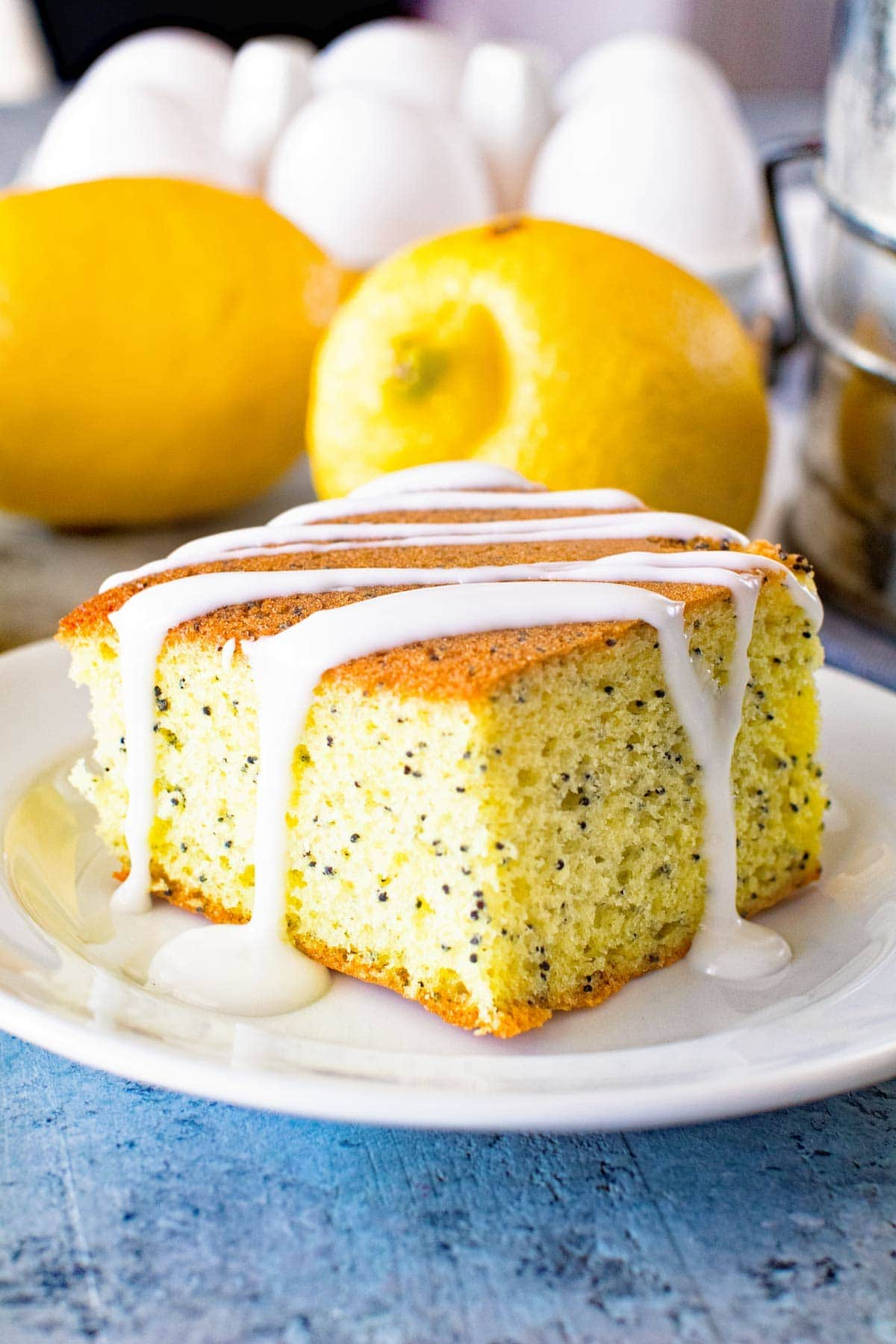 Lemon Poppy Seed Cake From Cake Mix And Pudding