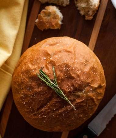 Rosemary Bread (Macaroni Grill Copycat)