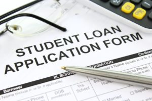 STUDENT LOAN FORM