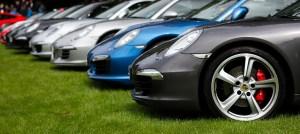 car rental fleet