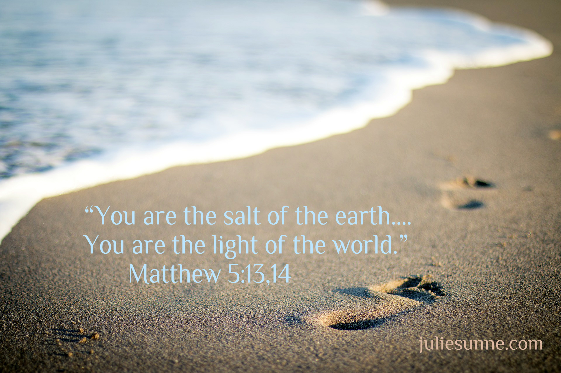 What Does It Mean To Walk As Salt And Light