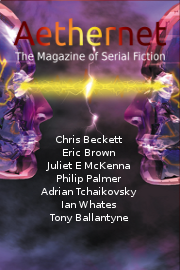Serial SF and Fantasy Fiction