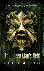 The Green Man's Heir – shortlisted for a British Fantasy