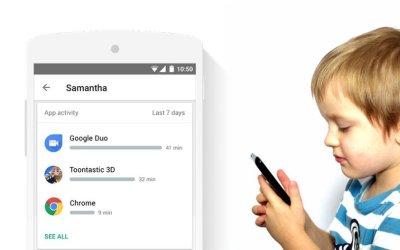 Google Family Link, aplicación que ayuda a las familias a navegar juntos por la tecnología