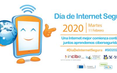 Día de Internet más seguro 2020 (SID)