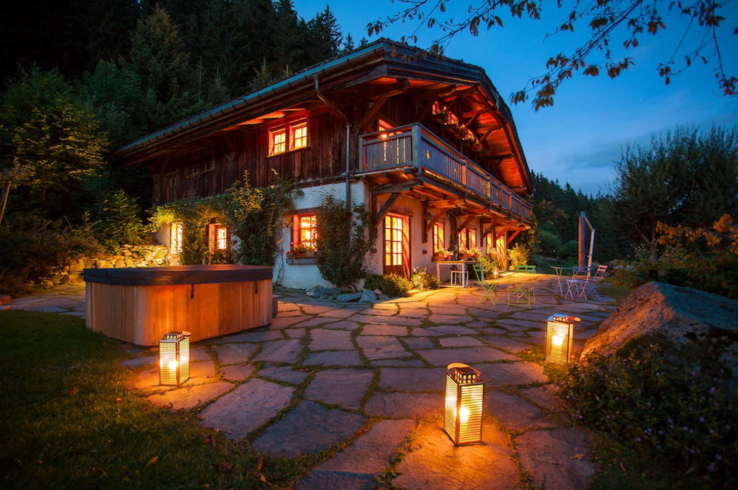 Chalet Cozy Megeve Luxury Rent Alps France Winter Summer