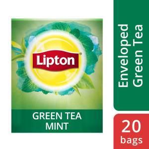 Lipton Green Tea - Mint