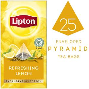Lipton Tea Refreshing Lemon