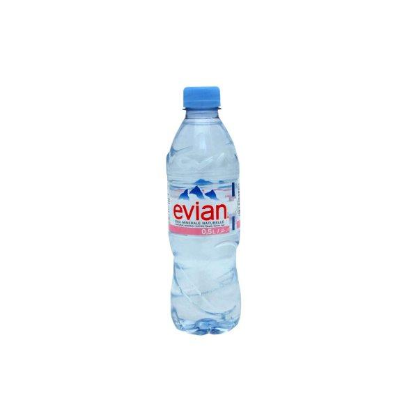 Evian drinking Water - 0.5L