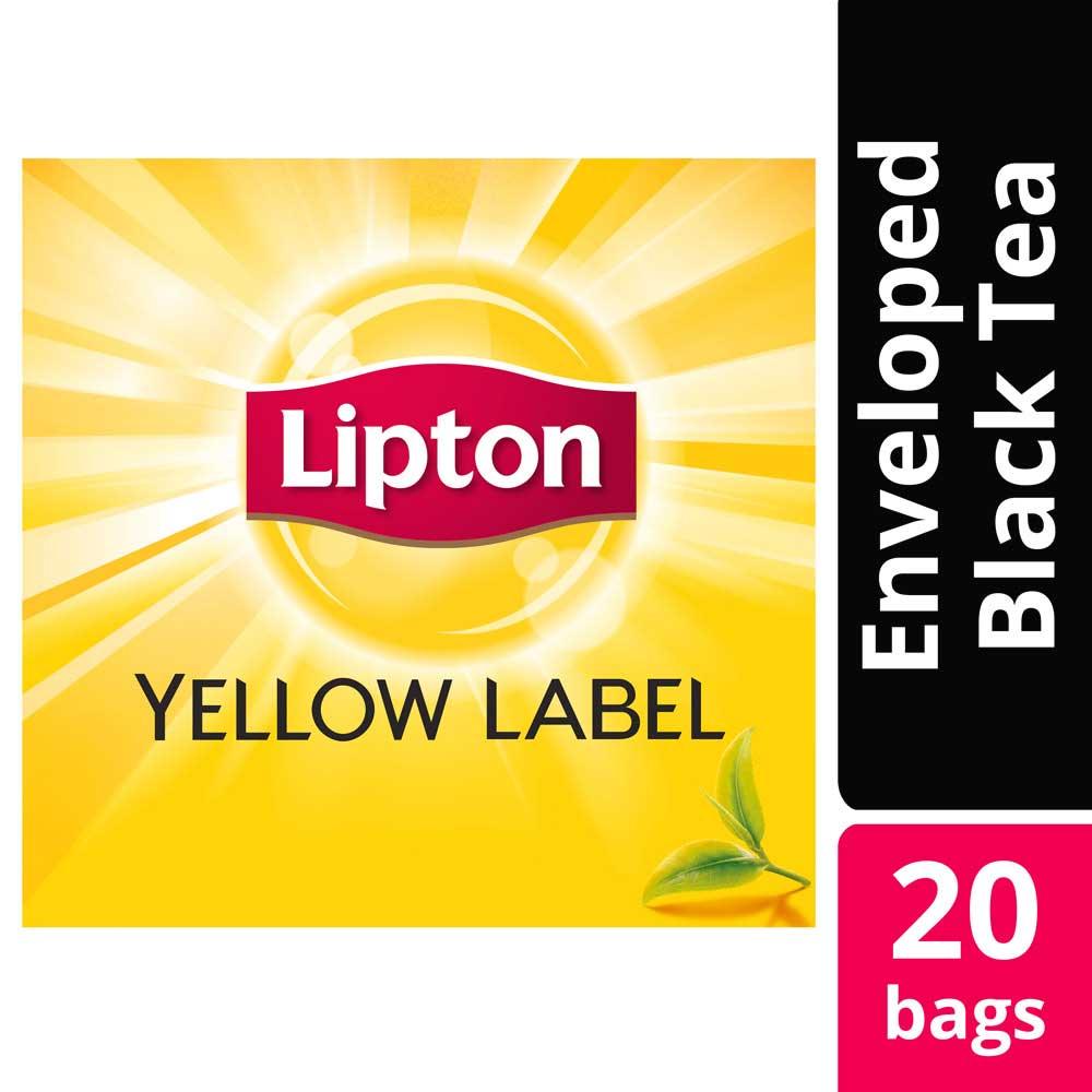 Lipton Yellow Label - 20TBags