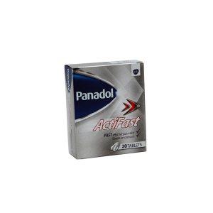 Panadol actifast-20tablets