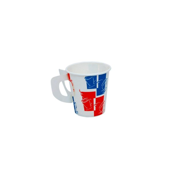 Paper Cups - With Handle - 20x50s - 7oz