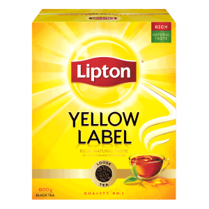 Lipton-Yellow Label-loose tea-800g