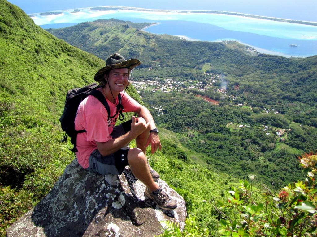 Bora Bora Hike 2