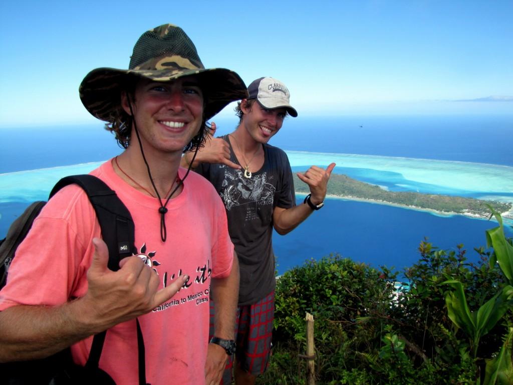 Bora Bora Hike 3