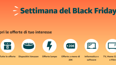 Photo of Le promozioni sui notebook per il Black Friday di Amazon