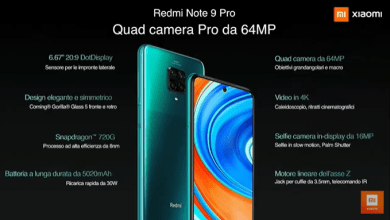 Photo of Redmi Note 9 Pro ufficiale in Italia. Uno smartphone di qualità flagship