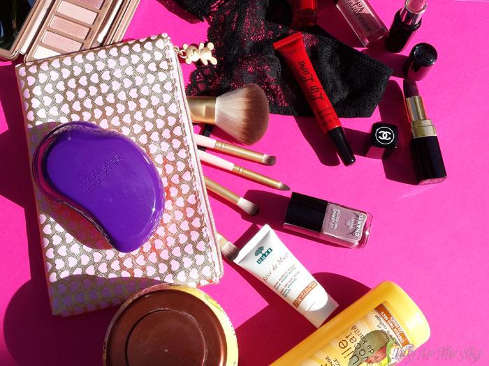 blog beauté favoris mars avril 2015 lingerie rosa la perla naked urban decay blush makeup revolution pinceaux essentials too faced rouge coco chanel edition velvet bourjois #happylips et lip lava makeup revolution