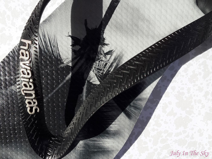 blog beauté haul dom tom tongs havaianas avis