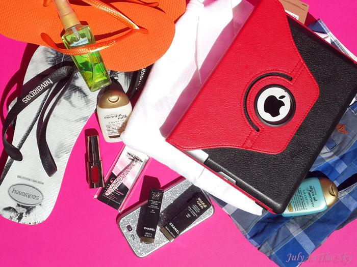 blog beauté haul dom tom havaianas tong organix l'oréal laque lèvres chanel coco rouge shine dockers tweezerman