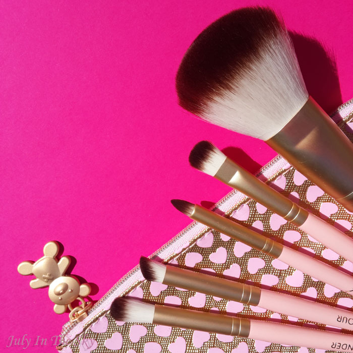 blog beauté indispensables pinceaux set absolute essentials too faced avis