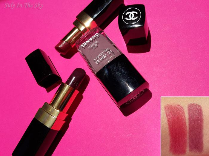 blog beauté test rouge coco shine chanel swatch avis