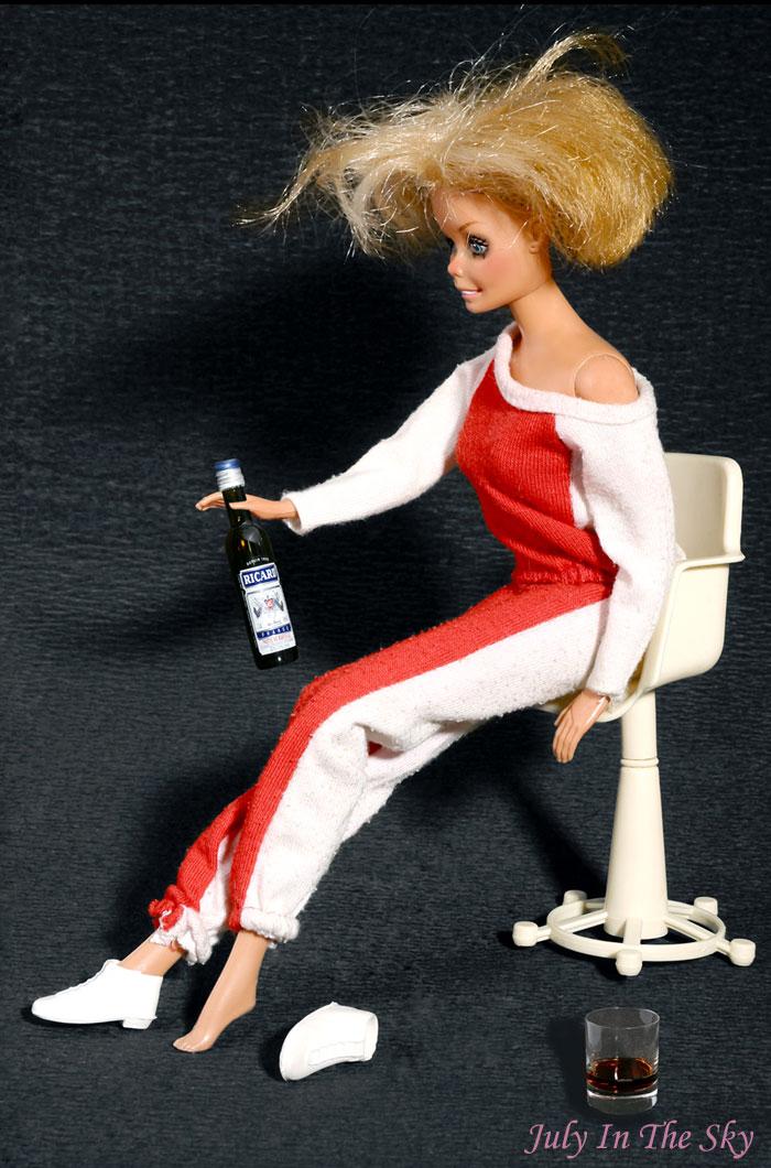 blog beauté photographie art barbie alcoolique