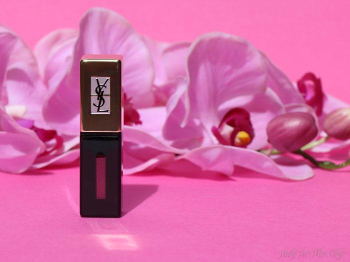 Quand mes lèvres font pop avec les Vernis à lèvres Pop Water d'Yves Saint Laurent