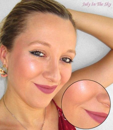 blog beauté indispensables été poudre sublime sun compacte bronzage ideal l'oréal spf30 test avis swatch