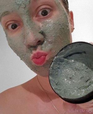blog beauté test avis lush mask of magnaminty