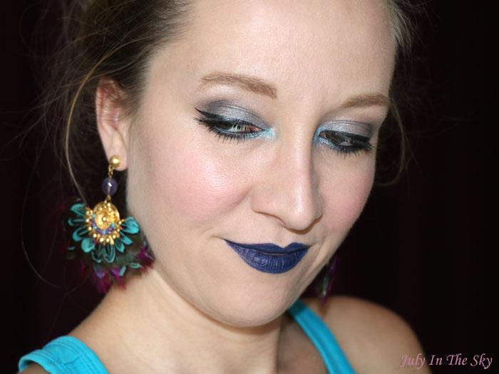blog beauté palette the return of sexy de too faced avis test swatch la séductrice