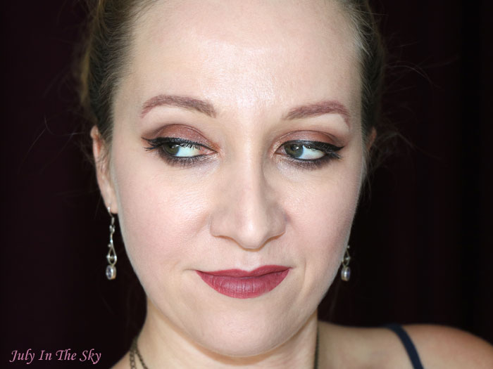 blog beauté studded kiss lipstick kat von d avis test swatch lolita