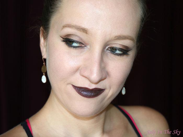 blog beauté studded kiss lipstick kat von d avis test swatch piaf