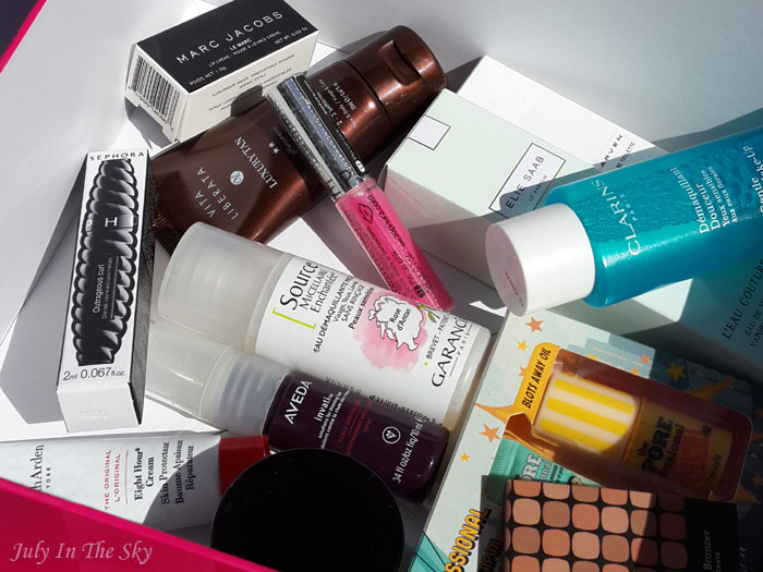blog beauté box sephora beauty to go avis test valeur swatch