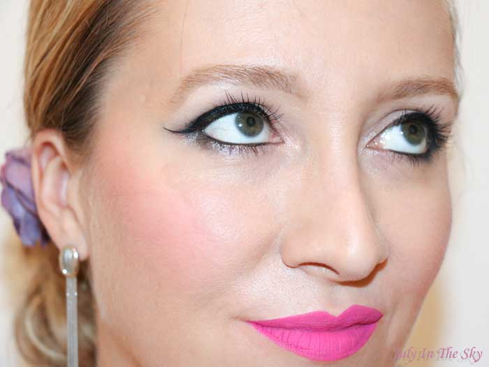 blog beauté kat von d everlasting liquid lipstick avis test swatch backstage bambi