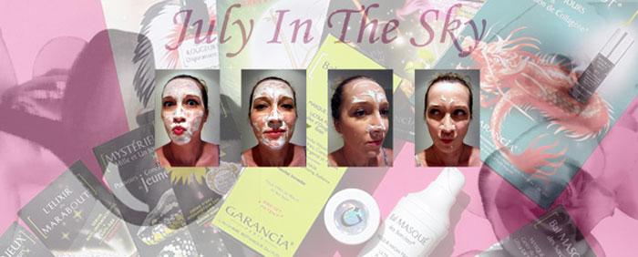 blog beauté masque ultra purifiant bal masqué des sorciers garancia avis test swatch