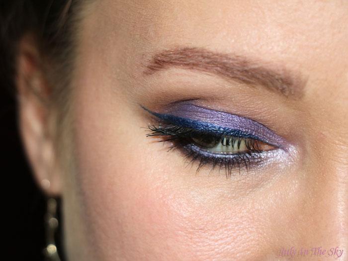 blog beauté morphe brushes passion plum 35p palette avis test make up of the day
