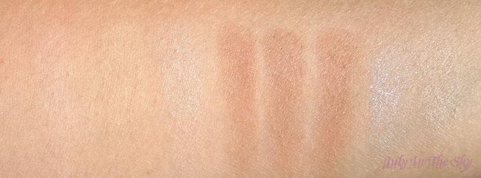 blog beauté favoris décembre 2015 ultra contour makeup revolution avis test swatch