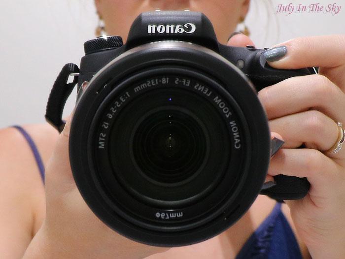 blog beauté méga haul photographie reflex 760D canon avis test