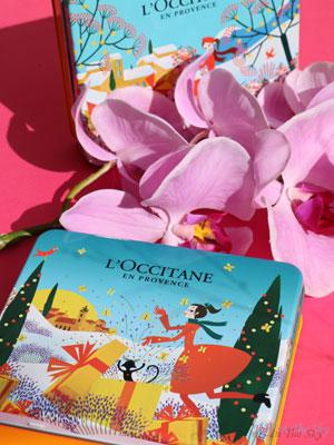 blog beauté coffret pierre hermé l'occitane avis test jasmin immortelle néroli pamplemousse rhubarbe