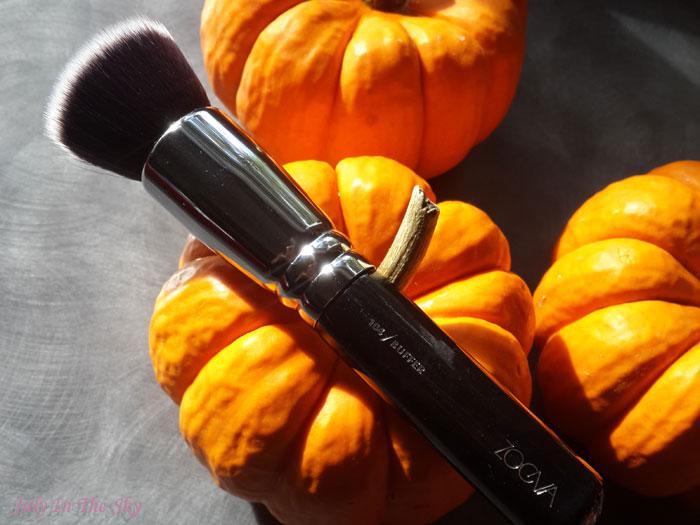 blog beauté pinceaux beauty blender accessoires avis test zoeva 104 buffer
